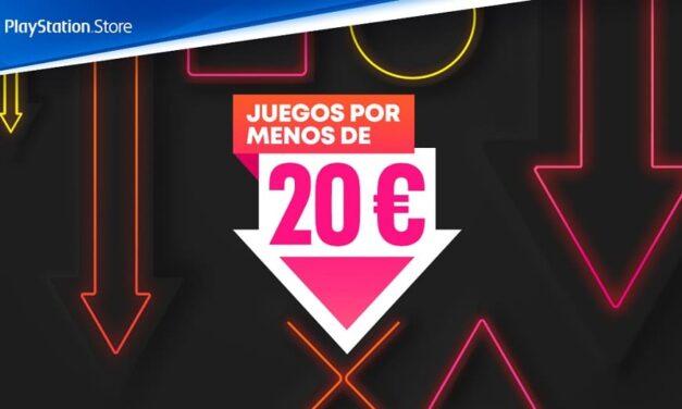 Ya disponible la promoción Juegos por menos de 20€ en PlayStation Store