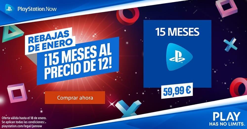 Los servicios PlayStation Now y PlayStation Plus se incorporan a las Rebajas de Enero de PlayStation Store