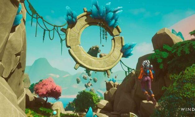 Windfolk ya está disponible en exclusiva para PlayStation