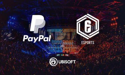 Ubisoft y PayPal renuevan su acuerdo de colaboración para varias competiciones de e-sports de Tom Clancy's Rainbow Six