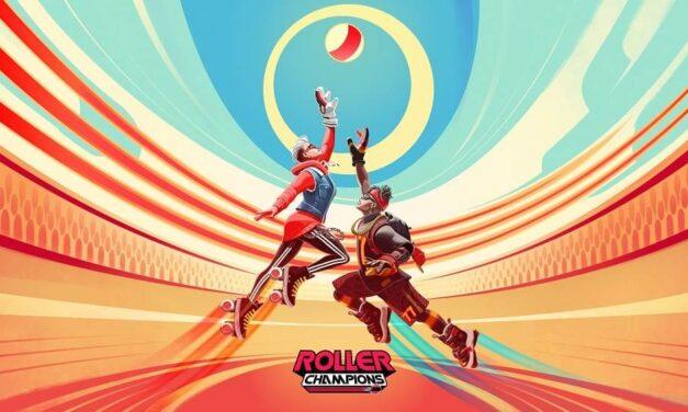 Vuelve Roller Champions con nuevas características y una Closed Beta