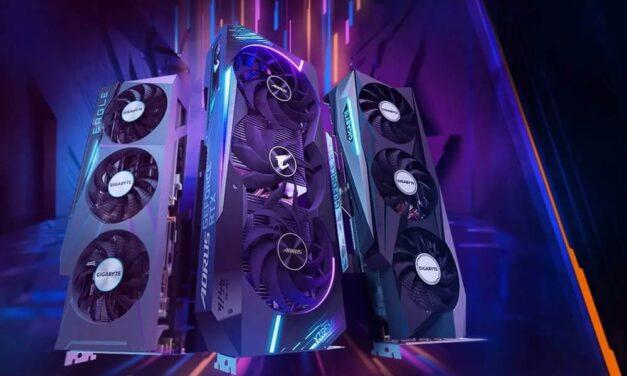 GIGABYTE lanza las tarjetas gráficas de la serie GeForce RTX 3060