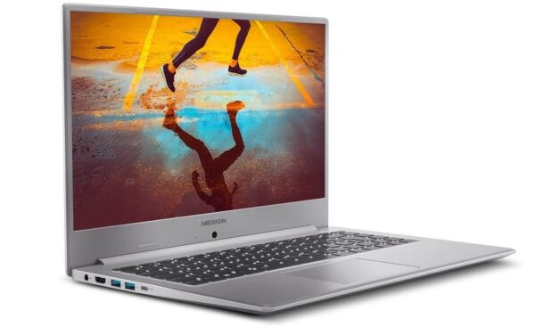 Rápido, potente y eficiente: el portátil MEDION AKOYA S15449 con procesador Intel Core de 11 generación ahora disponible
