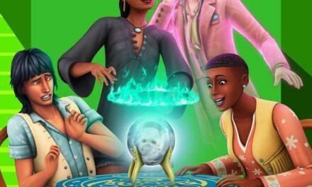 Los Sims 4 se vuelven espeluznantes con el próximo pack de accesorios Fenómenos Paranormales