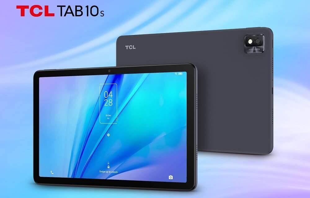 TCL presenta en CES 2021 sus nuevas tablets NXTPAPER y TAB 10S pensado en el ocio y la formación