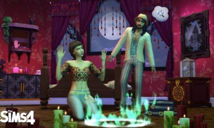 El nuevo Pack de Accesorios Los Sims 4 Fenómenos Paranormales, ya disponible