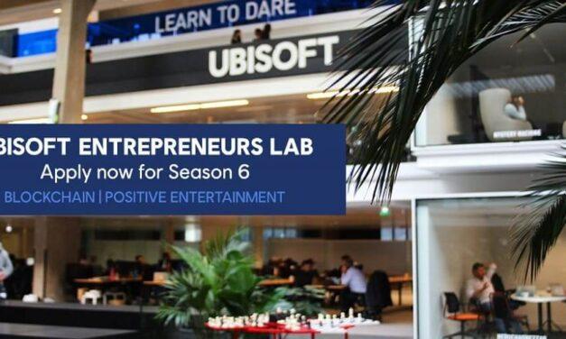 Ubisoft lanza la sexta temporada del Entrepreneurs Lab para startups