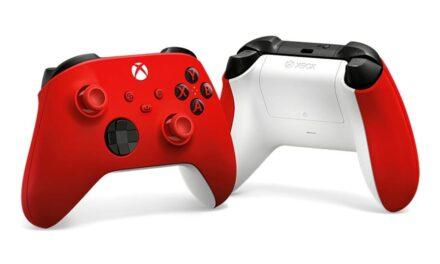 Microsoft presenta el nuevo Mando Inalámbrico Xbox – Pulse Red