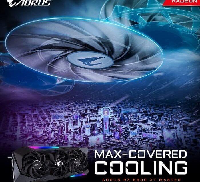 GIGABYTE lanza la serie de tarjetas gráficas Radeon RX 6900 XT