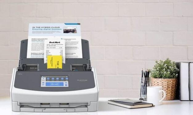 PFU (EMEA) Limited incorpora dos nuevos escáneres a su popular gama ScanSnap