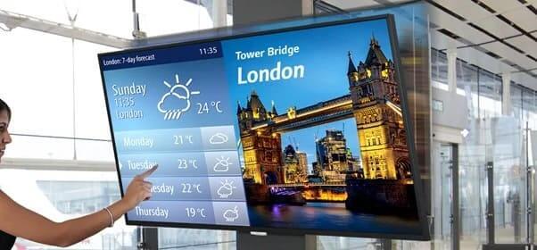 LG y DISPLAX colaboran en una nueva superposición de pantalla táctil PCAP