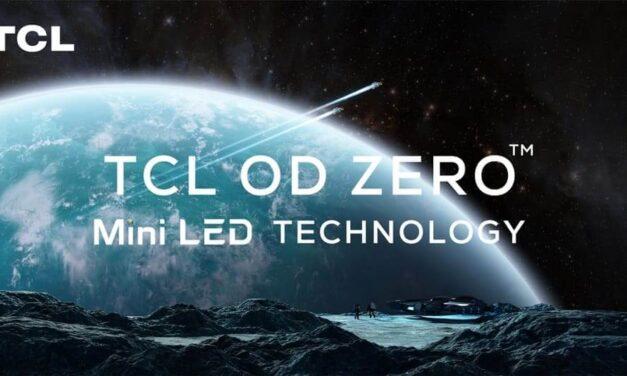 TCL lanza la tecnología MiniLED OD Zero de próxima generación en CES 2021, siendo de nuevo pioneros en la industria de las pantallas