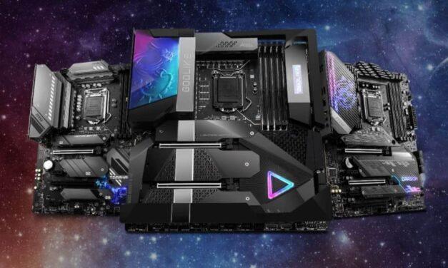Descubre las placas base MSI de la serie 500 de Intel
