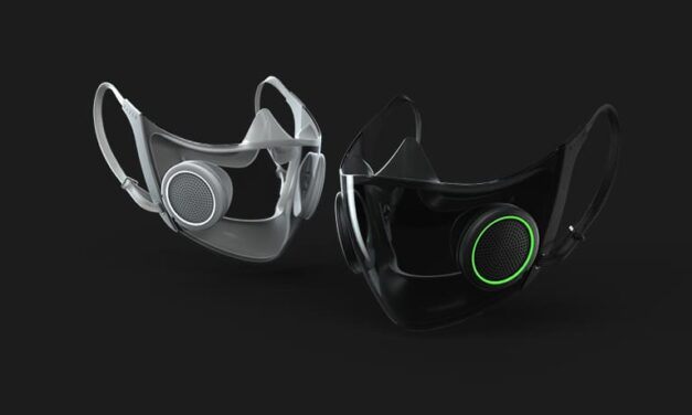Razer presenta sus diseños conceptuales de máscara inteligente y silla gaming en CES 2021