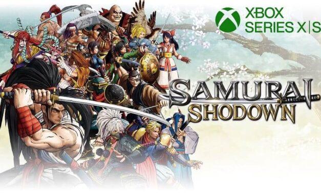 Samurai Shodown llegará a Xbox Series X|S el 16 de marzo de 2021