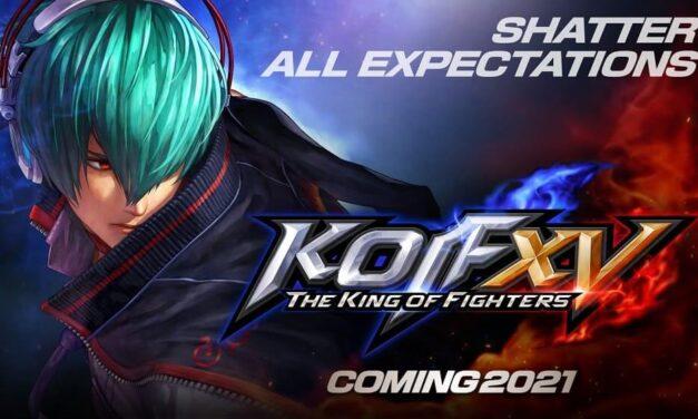 SNK lanzará en 2021 King of Fighters XV y Samurai Shodown Season Pass 3