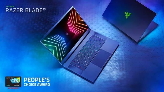 Razer arranca 2021 como la marca más popular en Gaming