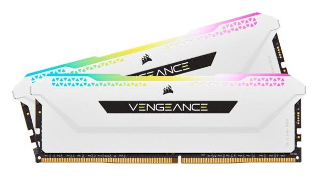 CORSAIR presenta la nueva memoria VENGEANCE RGB PRO SL
