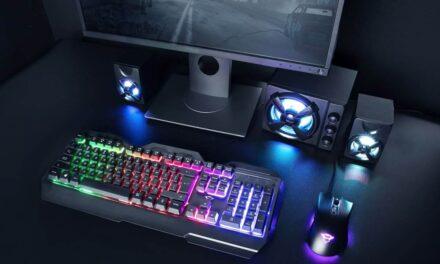Luces LED, acabado metálico, diseño y precisión, las claves de los nuevos teclados de gaming de Trust