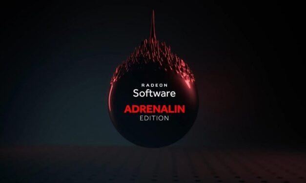 Ya está disponible la nueva versión del software AMD Radeon