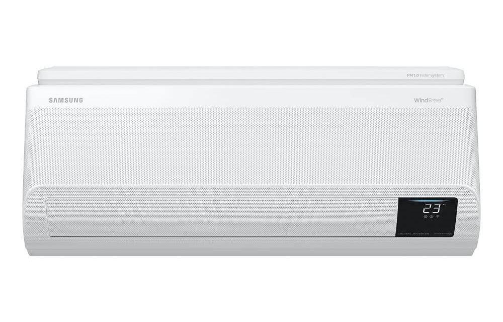 Samsung amplía su gama WindFree de montaje en pared con filtro de purificación de aire PM 1.0 para el mercado doméstico