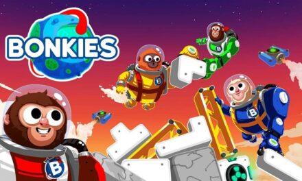 Bonkies, un divertido juego de modalidad multijugador, con elementos de edificios de construcción, está disponible para Xbox One, Nintendo Switch, PlayStation y PC