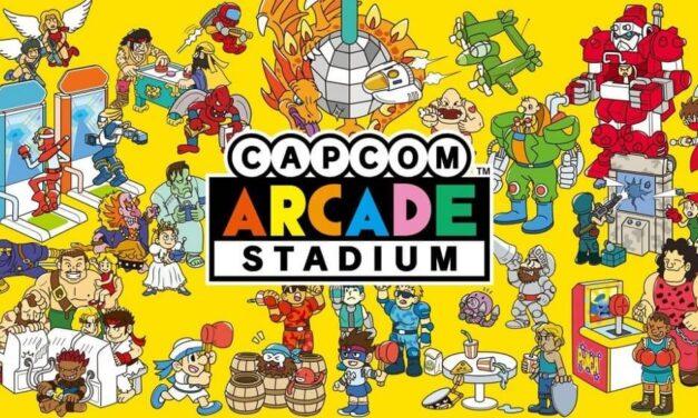 Capcom Arcade Stadium ya disponible en PS4, Xbox One y Steam