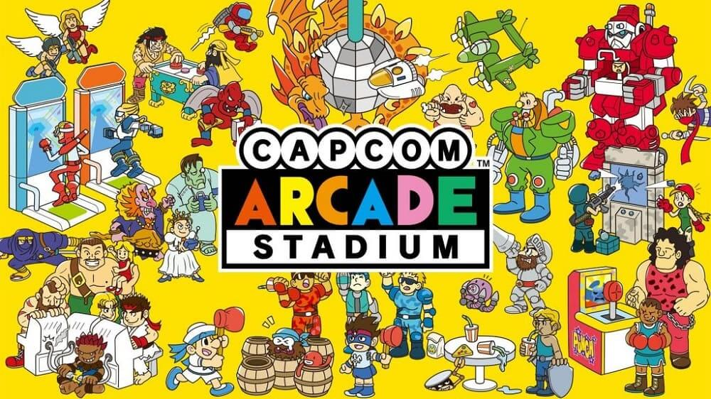 Capcom Arcade Stadium ya disponible en Nintendo Switch