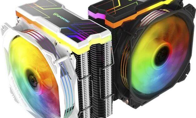 Nfortec presenta a Centaurus X, la nueva versión de su disipador de aire más conocido