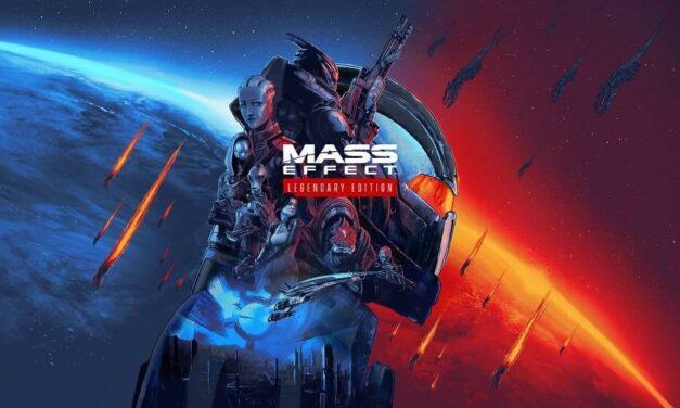 BioWare muestra las mejoras gráficas de Mass Effect Legendary Edition, disponible el próximo 14 de mayo