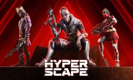 La Season 3 de Hyper Scape: Shadow Rising disponible el 11 de marzo con un mapa renovado
