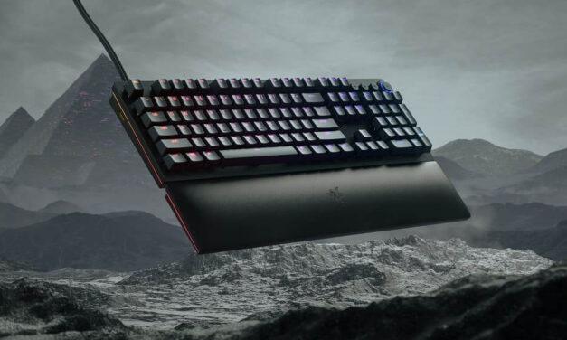 El teclado Razer Huntsman V2 Analog desbloquea toda la versatilidad con una nueva dimensión de pulsaciones
