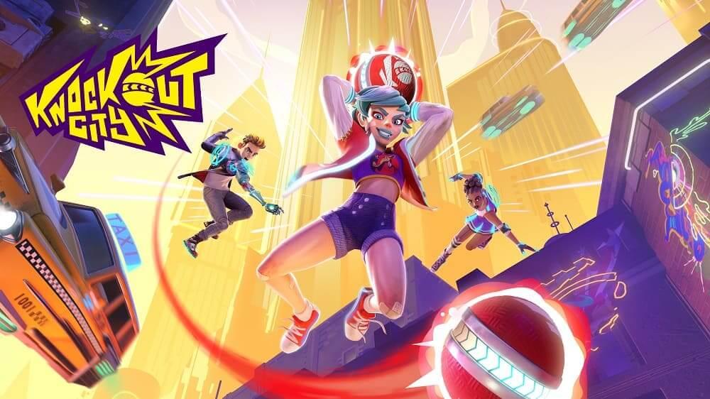 """""""Esto es Knockout City"""": EA y Velan Studios presentan un nuevo tráiler de su alocado multijugador por equipos"""