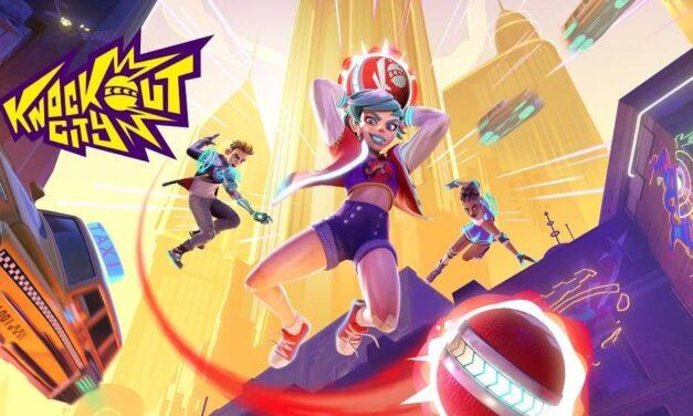 EA y Velan Studios presentan Knockout City, el nuevo videojuego multijugador inspirado en el balón prisionero