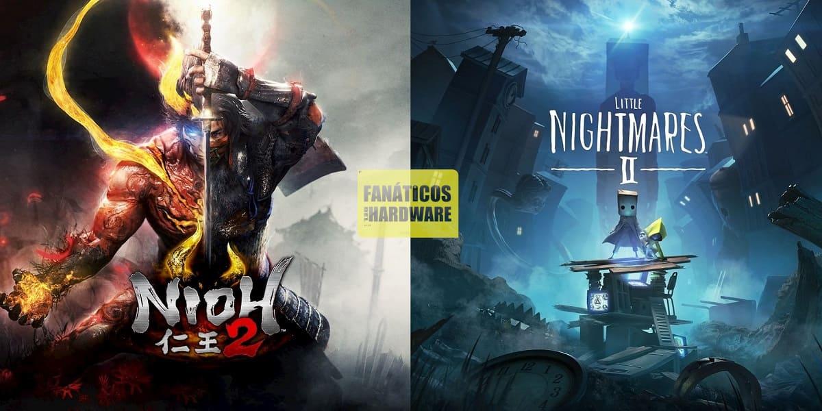Sorteamos los tan esperados Nioh 2 y Little Nightmares II para PC