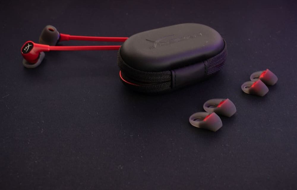 Review HyperX Cloud Earbuds: auriculares para Nintendo Switch