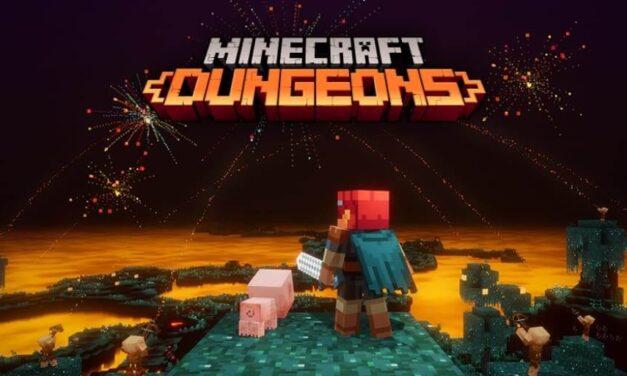 """""""Minecraft Dungeons"""" alcanza los 10 millones de jugadores"""