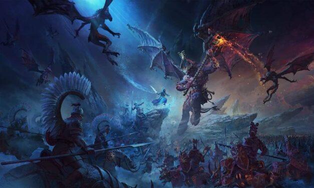 Total War: Warhammer III es anunciado