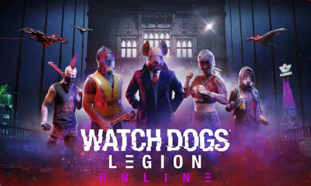 El modo online de Watch Dogs: Legion se lanzará el 9 de marzo con una actualización gratuita del juego