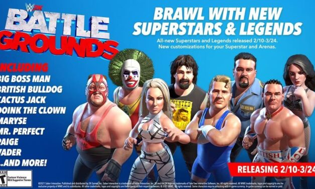 Mr. McMahon, Paige y Ricky Steamboat encabezan la quinta actualización del roster de WWE 2K Battlegrounds