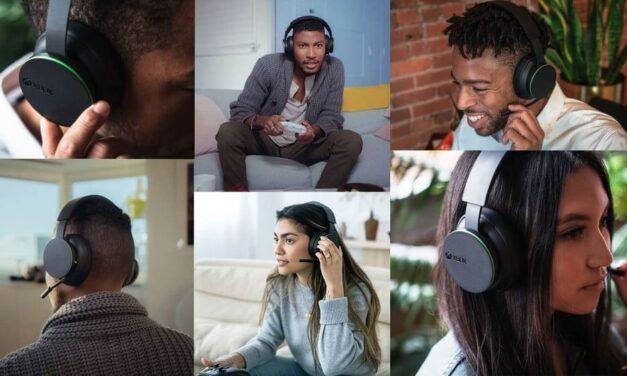 Microsoft presenta el Xbox Wireless Headset, disponible el 16 de marzo