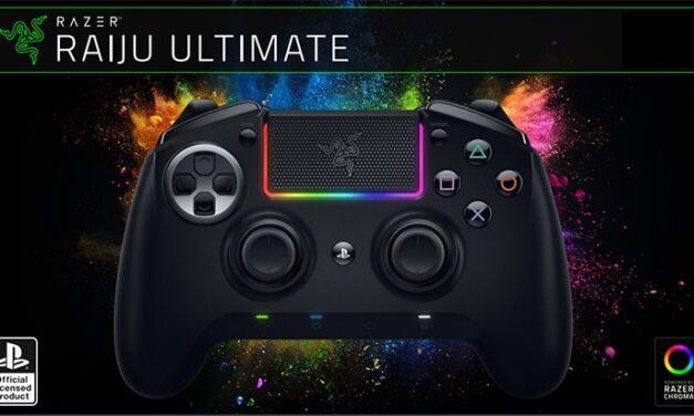 Review Razer Raiju Ultimate