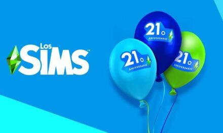 Los Sims celebran su 21 aniversario con regalos diseñados por la comunidad