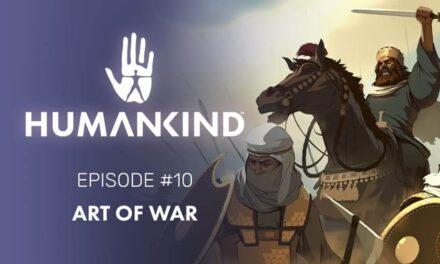 El Arte de la Guerra en Humankind