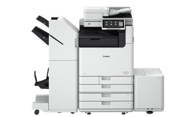 Canon presenta la serie imageRUNNER ADVANCE DX C5800 para dar respuesta a la creciente demanda de los entornos de trabajo híbridos