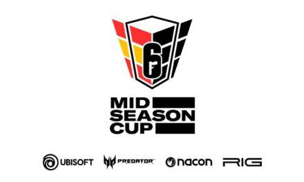 La escena competitiva de Rainbow Six en España crece: arranca la R6 Spain Nationals Mid Season Cup el 13 de marzo