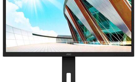 AOC lanza tres nuevos monitores de la serie P2