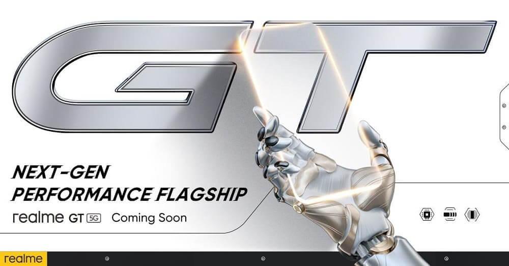 realme presenta el realme GT y su nueva estrategia de producto en el MWC de Shangai