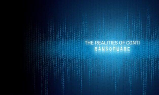 """El ransomware Conti hace públicos los datos robados mediante la técnica de la """"doble extorsión"""" de casi 200 empresas"""