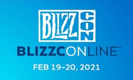 ¡Atención al programa de la BlizzConline!